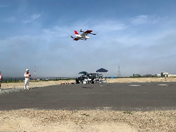 実用性の高い写真測量,垂直離着陸を実現
