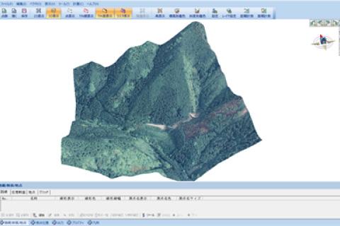 地理院地図等の地盤データを活用